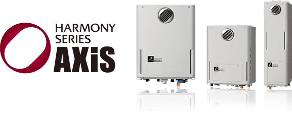 HARMONNY SERIES AXiS